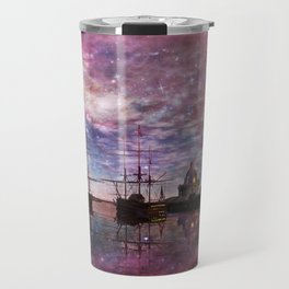 A Safe Anchorage Travel Mug
