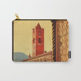 Old Ascoli Piceno Carry-All Pouch