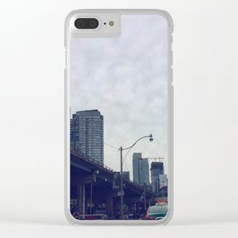 The Six Clear iPhone Case