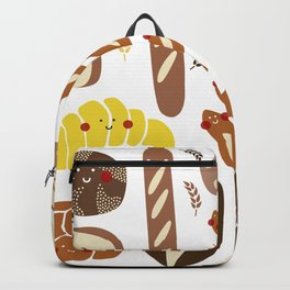 You've got great buns Backpack