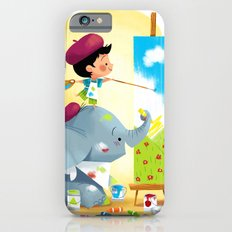 Painting Day iPhone 6s Slim Case