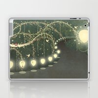 Guiding Lights Laptop & iPad Skin