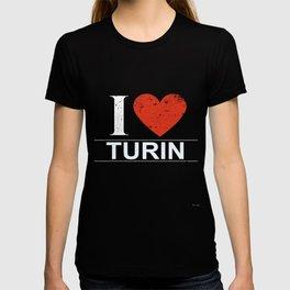 I Love Turin T-shirt