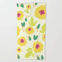 Pocketful Beach Towel