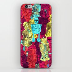 Mr. Robot, your screw is loose. iPhone & iPod Skin
