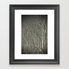 Tree #1 Framed Art Print