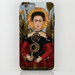 Frida VIII iPhone Case
