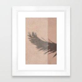 minimal india #4 Framed Art Print