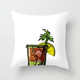 Bloody Mary Just Add Bloody Mary Throw Pillow