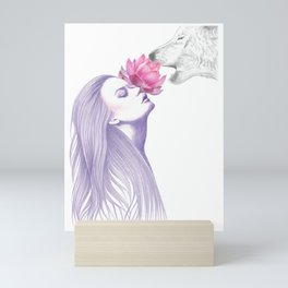 Lotus Mini Art Print