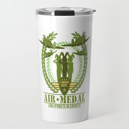 Carrot Air Force, Air Medal Travel Mug