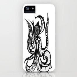Octowoman iPhone Case