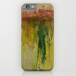 Heaven or Hell iPhone Case