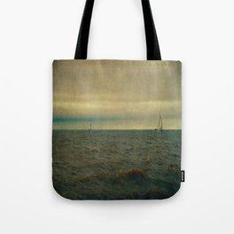 I'm Sailing Away Tote Bag