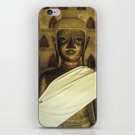 Buddha II iPhone Skin