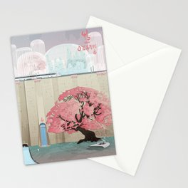 The Lands of Demos Stationery Cards