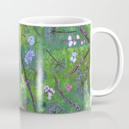 Boho Earth Garden Coffee Mug