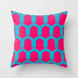 All Arrows Point To No Throw Pillow
