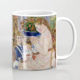 """Auguste Renoir """"L'après-midi des enfants à Wargemont (The childrens' afternoon at W.) Coffee Mug"""