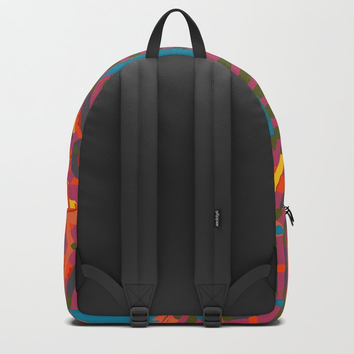 friendly ghosts Backpack