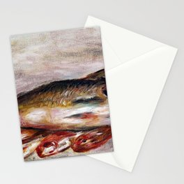 Still Life With Fish - Digital Remastered Edition Stationery Cards