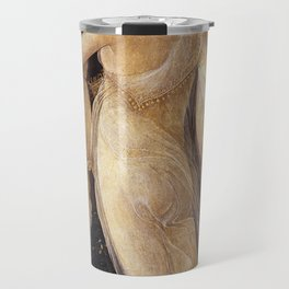 La Primavera - The Three Graces - Sandro Botticelli Travel Mug