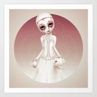 Wonderlost - Mad Hatter Art Print
