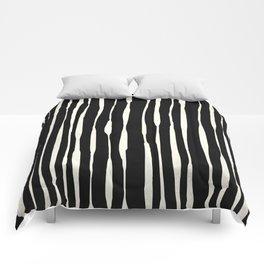 Retro Stripe Comforters
