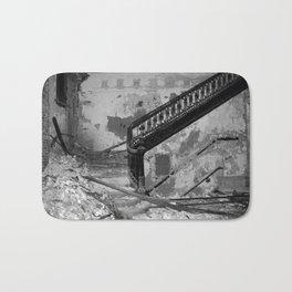 Elegance, urban exploration Bath Mat