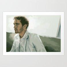 Lee Pace Art Print