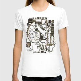 Man From Earth T-shirt