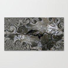 Cave Dweller Canvas Print