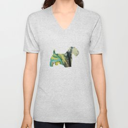 Sealyham terrier Unisex V-Neck