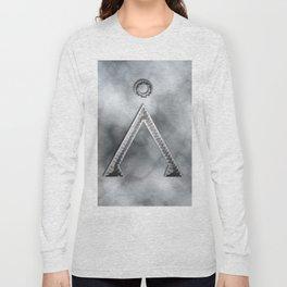 Stargate and smoke Long Sleeve T-shirt