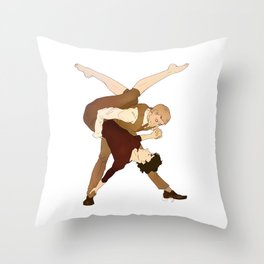 It don't mean a thing if it ain't got that swing. Throw Pillow