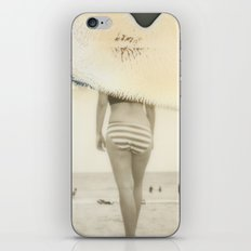 Beach #3 iPhone & iPod Skin