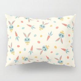Spring Bunnies Pillow Sham