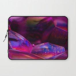Fuschia Bubbles Laptop Sleeve