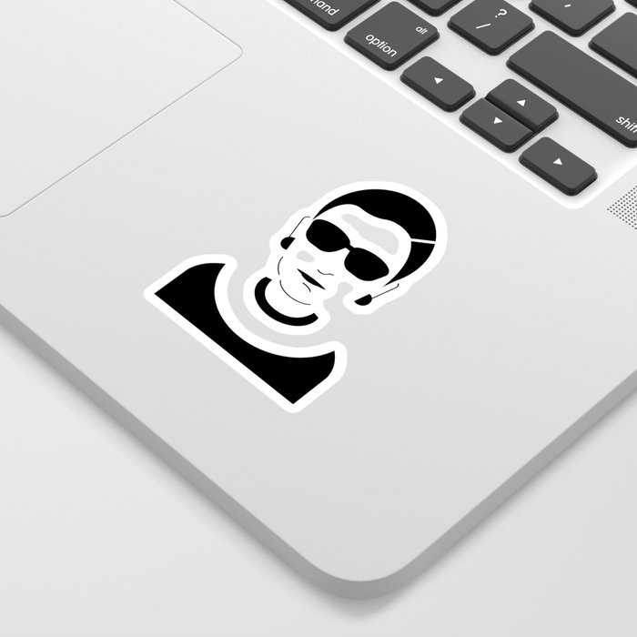 Notorious RBG Ruth Bader Ginsburg Sticker