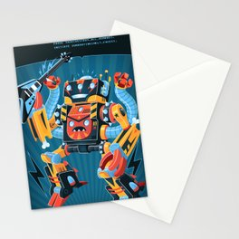 Death Metal Stationery Cards