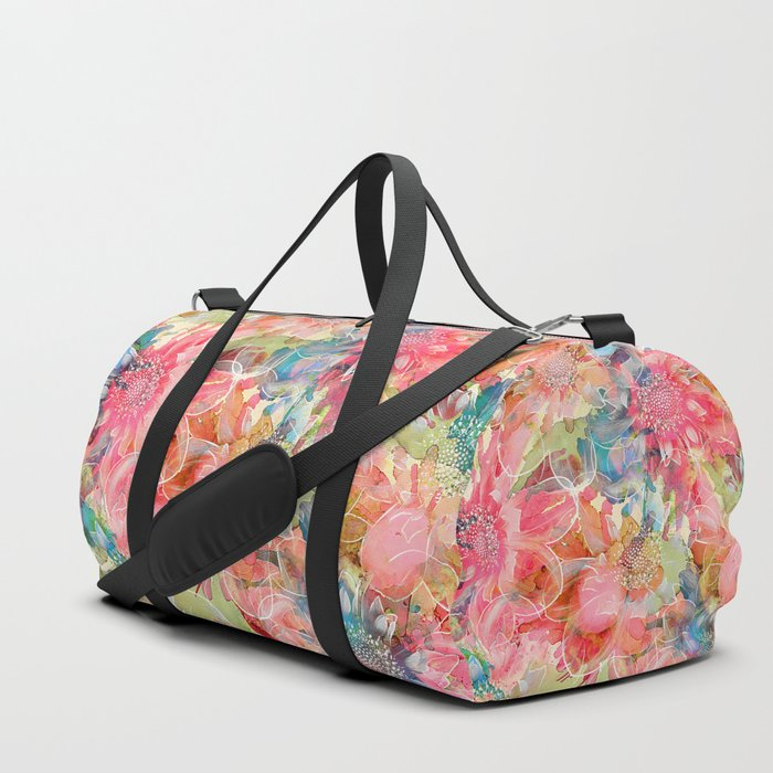 The Smell of Spring Duffle Bag