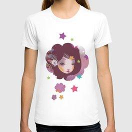 des étoiles plein les yeux T-shirt
