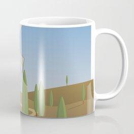 a quijote's glance Coffee Mug