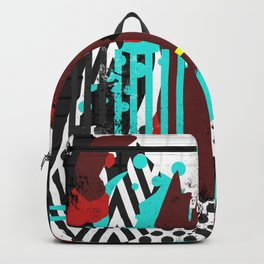 Untitled afternoon Backpack