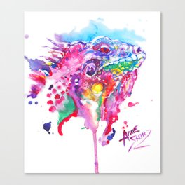 Grendal Canvas Print