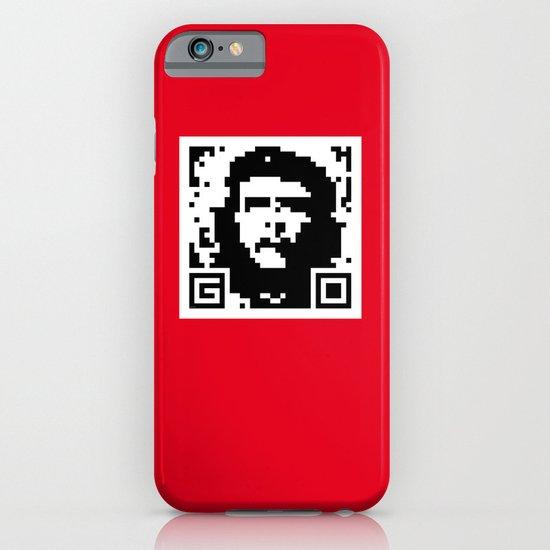QR- Che iPhone & iPod Case