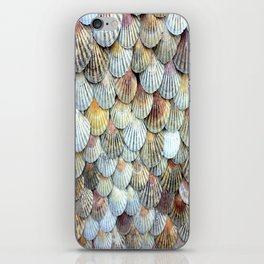 Cockleshell Collection iPhone Skin