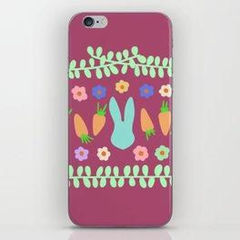 Spring #3 iPhone Skin