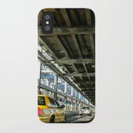 Washington Bridge, NYC iPhone Case
