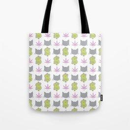PMW Pattern Tote Bag